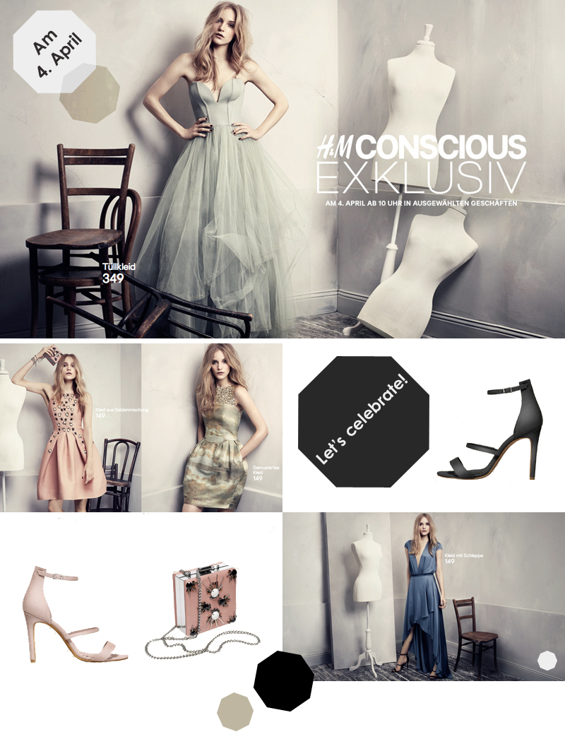 h&m Conscious Exclusive Ladies 2013